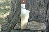 Skinning Messer