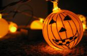 Halloween LED-Lichter