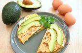 Frühstück Quesadillas