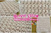 Glover Stitch – kostenlose Häkelanleitung