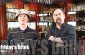 Veteranen Tag trinken: ein Marine altmodische