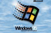 Installation von Windows 95 auf Ihrem PSP (Real Deal)