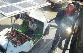Solar-Schweißer