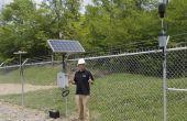 Industrielle IoT - wie Sie Ihr eigenes Outdoor-Pagode für Wetter, Luftqualität und anderen Sensoren bauen