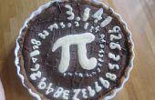 Schokolade Kuchen mit Schokolade π
