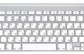Apple wireless Tastatur - tolle Leben-Hack!