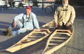 Bauen eine Grönland Kajak Teil 3