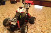 Leicht zu Lego RC Auto zu machen.