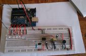 Arduino VU-Meter