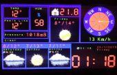 Arduino TFT Prognose Wetterstation mit ESP8266