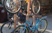 Fahrradständer Rollen