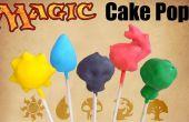 Magic die Zusammenkunft-Cake-Pops