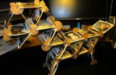 Spielkarte Bau Set verwenden Karton Anschlüsse