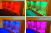 """Die DIY """"RGB-unterbleiben"""""""
