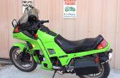 Wie man ein 96-Volt-Elektro-Motorrad bauen