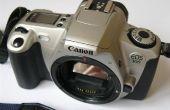 Ändern Sie eine Canon EOS-300 in eine manuelle M42 Mount Kamera!