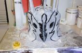 Lord Sauron Helm Kuchen - ein Kuchen zu ihnen allen!