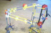 Knex Ballmaschine: Projekt Einfachheit
