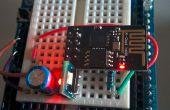 Billige Arduino WiFi Schild mit ESP8266