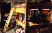 Loft Bett Treppe