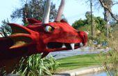 Riesigen Anker Dragon Puppet