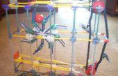 Knex Ballmaschine: Projekt Spinzy