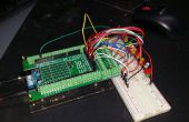 Stimme kontrolliert Arduino Beleuchtung - Autobot