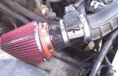 Fügen Sie PS und sparen Gas mit ein Performance-Filter System