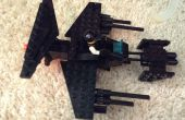LEGO Gunship II und Lego schweren Plasma-Kanone Anweisungen