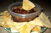 Einfach Mais-Tortilla-Chips
