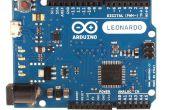 Schritt für Schritt Anleitung zum Arduino Leonardo