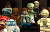 LEGO Star Wars fertigen Animation