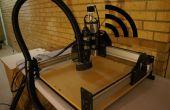 Steuern Sie Ihre CNC über Wi-Fi