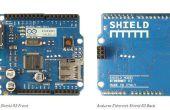 Arduino Ethernet zu verbinden