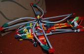 Knex Apache-Hubschrauber-Modell