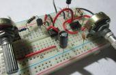 Basic (PWM) Motor Drehzahlregelung mit 555 Timer ICs