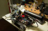 PiTank - eine Web gesteuert-Tank mit Kanone und live-Videostream