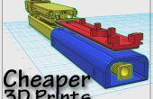 Preiswerter 3D Drucke