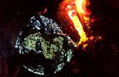 Wie erstelle ich [perfekt] Popcorn über dem Lagerfeuer