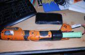 Refit Akkuschrauber mit Batterie