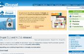 Gewusst wie: installieren und anpassen eine Drupal CMS Website / / http://www.collectiveresolve.org