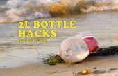 10 Strand-Hacks mit 2L Flaschen