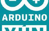 Steuerung von Arduino Yun mit Yun Buddy