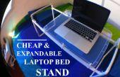 Billig und erweiterbare Laptopständer Bett