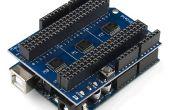 Arduino Mayhew Mux Schild - Kabellösungen Verbindungen (laufenTechshop)