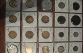 Wie man eine Münze Sammlung richtig lagern