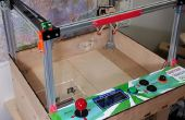 Arduino Klaue Maschine