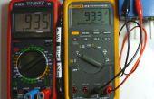 DIY High Voltage Mesurement
