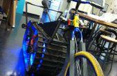 Build A Massive Schneemobil Tank Bike