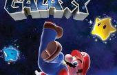 Mario Galaxy versteckt Satz